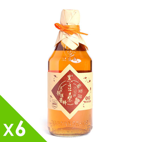 【黑豆桑】天然手工鳳梨淳x6