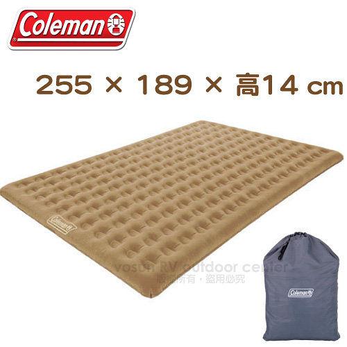 【美國 Coleman】270獨立筒充氣睡墊.露營床.充氣床.露營睡墊.充氣墊/ CM-N607