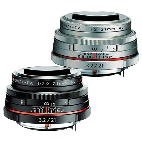 PENTAX HD DA 21mm F3.2 AL Limited (公司貨) - 【新】HD鍍膜鏡頭