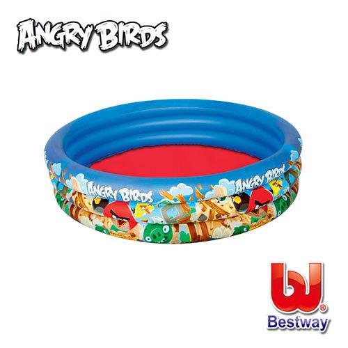 《購犀利》美國品牌【Bestway】憤怒鳥充氣水池