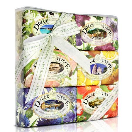 Nesti Dante 義大利 手工皂律禮盒