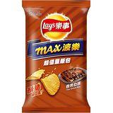 樂事max波樂洋芋片-香烤肋排97g