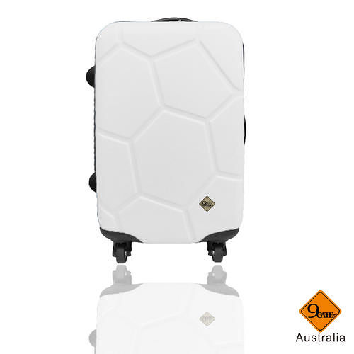 Gate 9 經典世紀足球系列ABS輕硬殼行李箱28吋