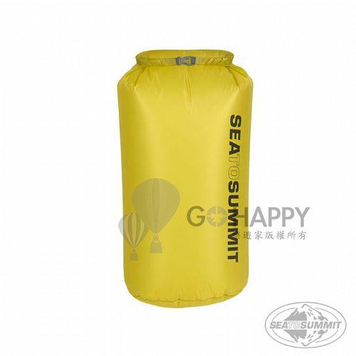 SEATOSUMMIT 8L NANO 超輕量防水收納袋(萊姆綠)