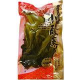 【宗益】小酸菜600gx2包+梅乾菜50gx2包+榨菜絲300gx2包