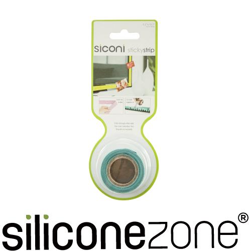 【Siliconezone】施理康Siconi環保矽膠任意膠帶貼-藍鳥