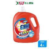 白蘭洗衣精強效除過敏2.7kg*4(箱)