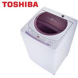 [促銷] TOSHIBA東芝10公斤星鑽不鏽鋼單槽洗衣機AW-B1075G(WL)送安裝