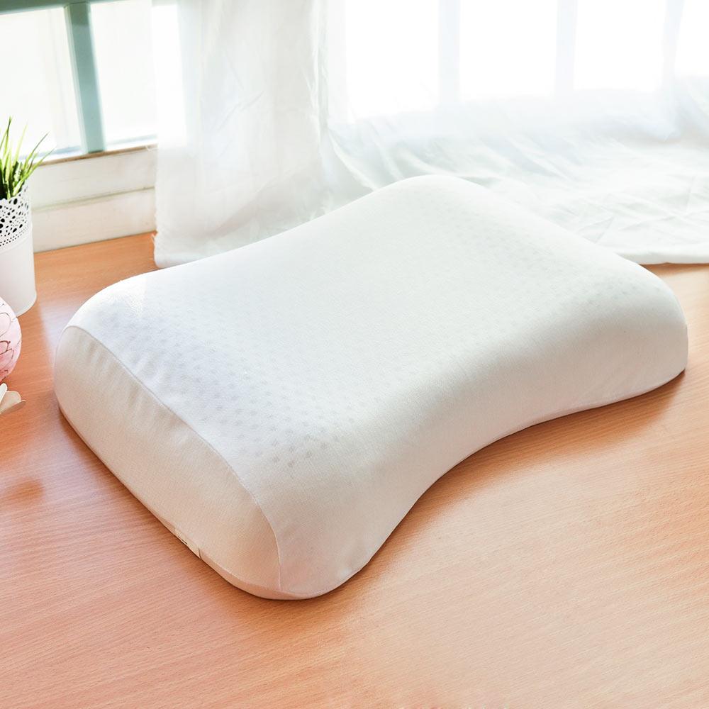 LooCa全波形乳膠舒眠枕(1入)