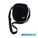 日本品牌【MESUCA】時尚休閒側背包-黑 MHE21565