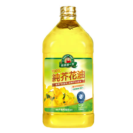 得意的一天純芥花油2.4L