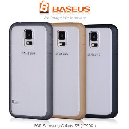 BASEUS 倍思 Samsung Galaxy S5 G900 極潤殼