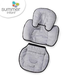 美國 Summer Infant 2合1車用柔軟保護墊(灰色)