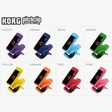 【KORG】LED電子夾式半音階調音器(PC-1)