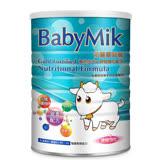 【佑爾康奶粉】【BabyMik佑爾康貝親】新生代Plus營養強化配方 (含羊奶配方)(2罐/組)