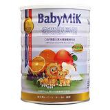 【佑爾康奶粉】【BabyMik佑爾康貝親】CBP黑棗水果米精450g(4罐/組)