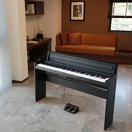 【KORG】琴蓋式標準88鍵電鋼琴 台灣公司貨一年保固(LP-180)