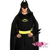 【天使霓裳】正義騎士 蝙蝠俠 角色扮演服(黑)
