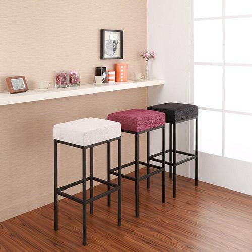 《BuyJM》經典方塊吧台椅/餐椅