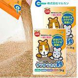 日本品牌MARUKAN》MR-964小動物用清潔浴砂1.5kg保持寵物鼠清爽