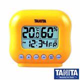 【TANITA】電子式溫溼度計mini型(橘色*TT-532OR)
