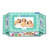 拭拭樂專利保濕蓋濕巾-綠色*25抽*36包/箱