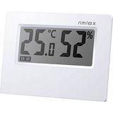 日本rimiex簡約型溫濕度計
