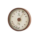 日本Ashley指針式溫濕度計