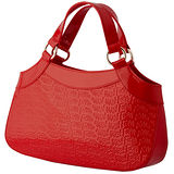 Folli Follie 經典晚宴手提包(紅)