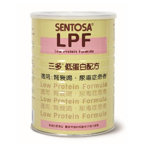 三多低蛋白配方800G