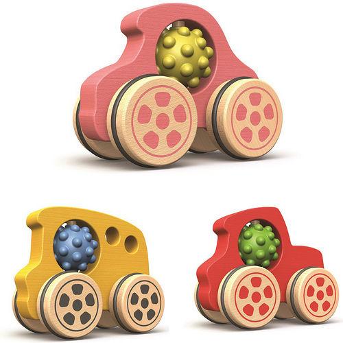 訓練寶寶的平衡力與控制力
