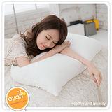 【eyah】日本纖維彈力舒柔枕1入