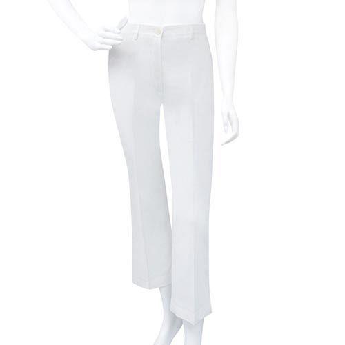 BURBERRY 英國倫敦白色七分褲【US 4號】