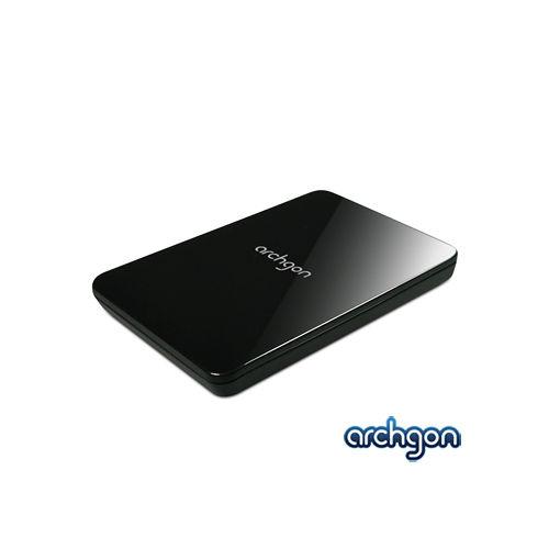 archgon亞齊慷USB 3.0 2.5吋SATA硬碟外接盒 MH-2619-黑
