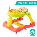 Creative Baby(創寶貝) 糖果版多功能三合一音樂折疊式學步車助步車(New Bouncy Step)