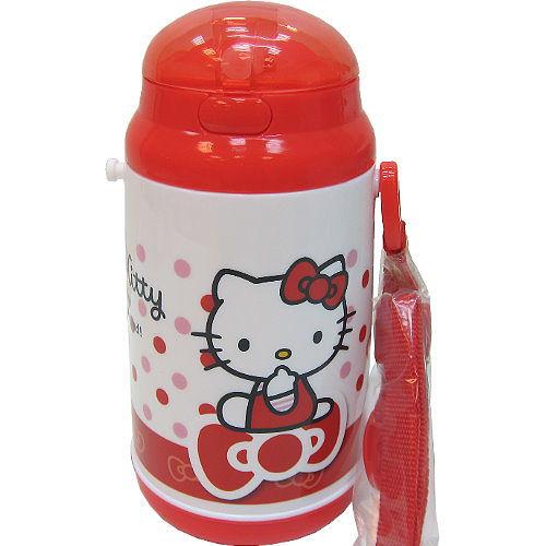 【波克貓哈日網】開學文具用品◇Hello kitty 凱蒂貓◇《保冷水壺》400ml