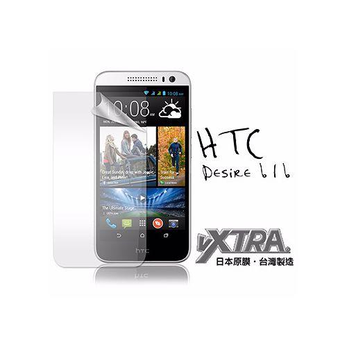 VXTRA HTC Desire 616 / D616w 高透光亮面耐磨保護貼