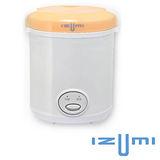 日本IZUMI-新一代精緻電子隨行鍋-橘色(TMC-300)