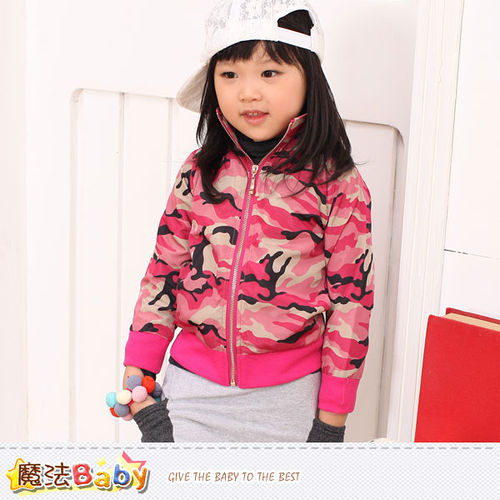 魔法Baby~女童外套 專櫃品牌流行童裝~k36923