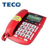 TECO東元來電顯示有線電話機 XYFXC105