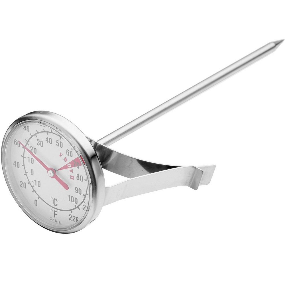 《KitchenCraft》指針奶泡溫度計