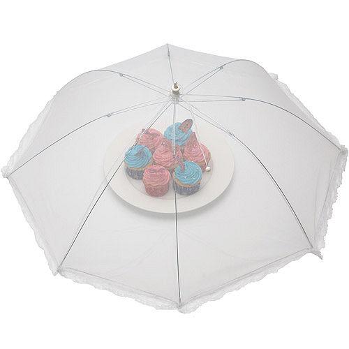 《KitchenCraft》蕾絲桌罩(75cm)