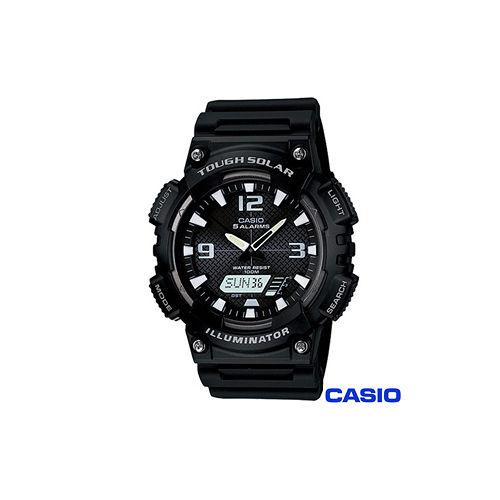 【CASIO卡西歐】太陽能運動風雙顯錶 AQ-S810W-1A