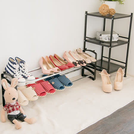 ikloo 伸縮式鞋架組