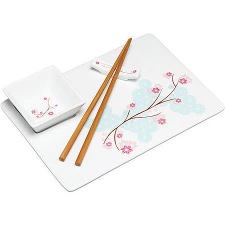 KitchenCraft 櫻花餐具4件組