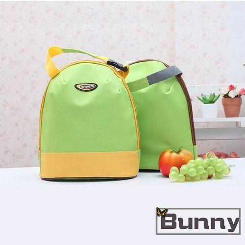 Bunny 韓版攜帶式手提加厚午餐袋購物袋便當袋保溫袋