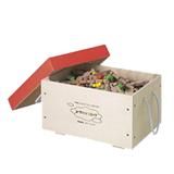 【funKids】木製-日本建築空間兒童創意積木(128pcs)