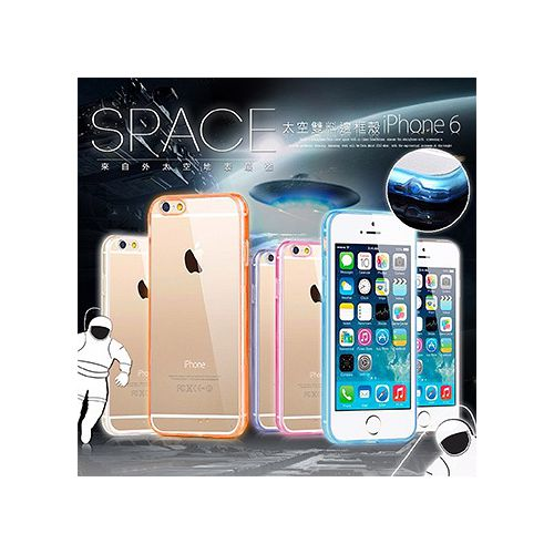 VXTRA iPhone6 4.7吋 超薄清透 雙料太空殼保護套