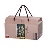 【台塑生醫】龜鹿四珍養生液50ml(14瓶/盒)