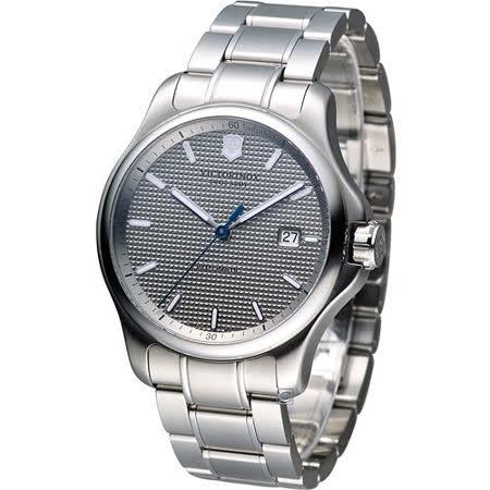 Victorinox 維氏 OFFICER'S 雋永機械腕錶 VISA-249075